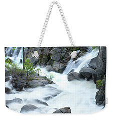 Mysterious Falls In Yosemite Weekender Tote Bag