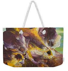 Mysterious Weekender Tote Bag