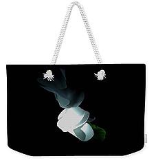 Mystery Flower Weekender Tote Bag