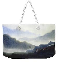 Mystery Himalaya  Weekender Tote Bag