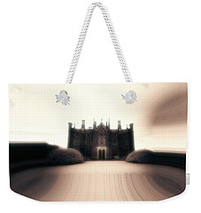 Weekender Tote Bag featuring the photograph Mystery by Keith Elliott