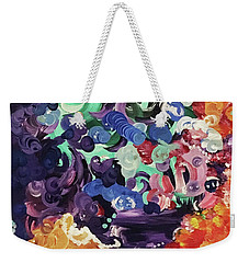Mystic Beth  Weekender Tote Bag