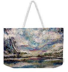 Mystic Cove Weekender Tote Bag