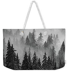 Weekender Tote Bag featuring the photograph Mystic  by Dustin LeFevre