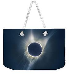 Mystic Eclipse  Weekender Tote Bag
