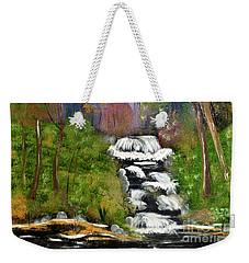 Mystic Fall Weekender Tote Bag