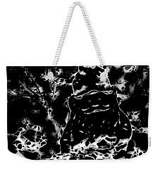 Mystic Garden Gnome Weekender Tote Bag by Gina O'Brien
