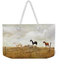 Mystic Horses  Weekender Tote Bag