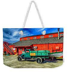 Mystic Seaport '31 Model A Ford Weekender Tote Bag