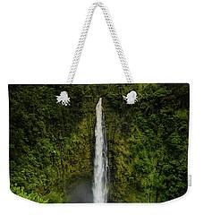 Mystic Waterfall Weekender Tote Bag