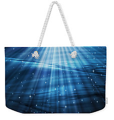 Mystic Waters Weekender Tote Bag