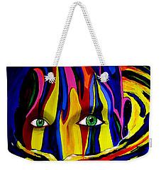 Mystic Waters Weekender Tote Bag
