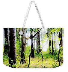 Mystic Woods Weekender Tote Bag