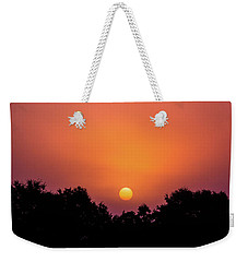 Weekender Tote Bag featuring the photograph Mystical And Dramatic by Shelby Young
