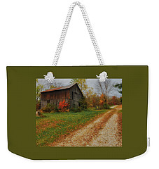 Mystical Country Lane  Weekender Tote Bag
