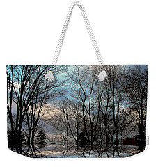 Mystical Weekender Tote Bag by Elfriede Fulda