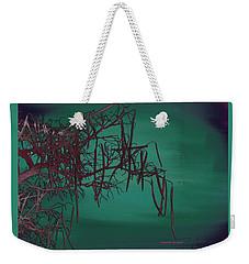 Mystical Landscape Weekender Tote Bag