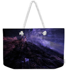 Mystical Pemaquid Weekender Tote Bag by Wade Aiken