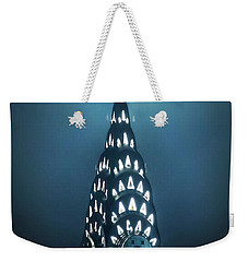 Mystical Spires Weekender Tote Bag by Az Jackson