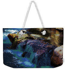 Mystical Springs Weekender Tote Bag by DigiArt Diaries by Vicky B Fuller