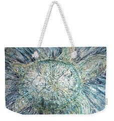 Mystical Sea Turtle Weekender Tote Bag