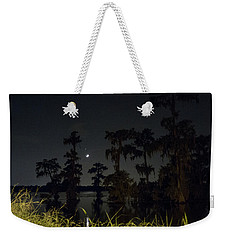 Mystique Of A Cajun Night Weekender Tote Bag
