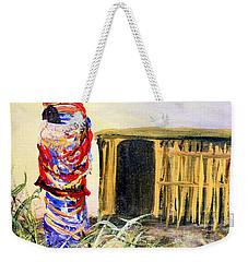 N 143 Weekender Tote Bag