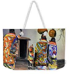 N-168 Weekender Tote Bag