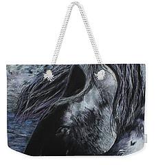 Nahokey Weekender Tote Bag by Jeanne Fischer