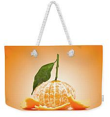 Naked Orange Weekender Tote Bag
