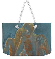 Naked Soul Weekender Tote Bag