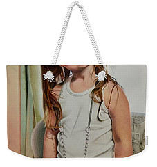 Nana's Necklace Weekender Tote Bag
