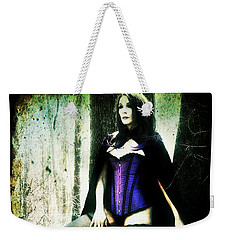 Nancy 1 Weekender Tote Bag by Mark Baranowski
