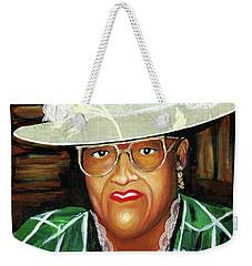 Nancy Wilder - Big Ma Weekender Tote Bag