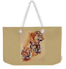 Nanook Weekender Tote Bag