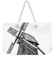 Nantucket Windmill Number One Weekender Tote Bag