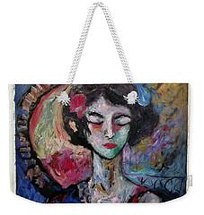 Naoki Weekender Tote Bag