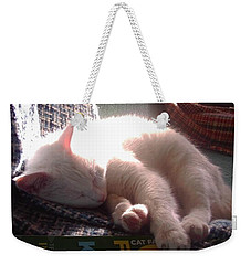 Nap Time Weekender Tote Bag