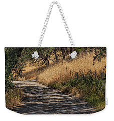 Napa Road Weekender Tote Bag by David Cote