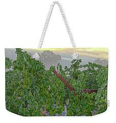 Napa Valley At Dawn Weekender Tote Bag