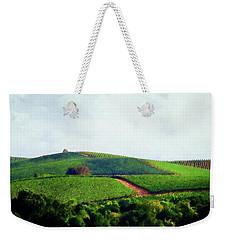 Napa Valley Vineyards 3 Weekender Tote Bag by Timothy Bulone