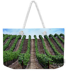 Napa Vineyards Weekender Tote Bag