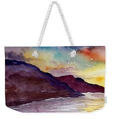 Napali Coast Kauai Hawaii Weekender Tote Bag