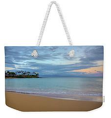 Napili Bay Sunrise Weekender Tote Bag