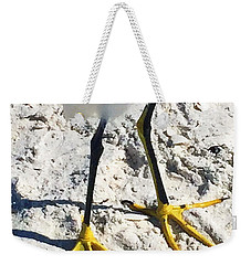 Weekender Tote Bag featuring the photograph Naples 1 by Cindy Greenstein