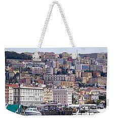 Naples In The Spring Weekender Tote Bag