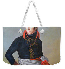 Napoleon Bonaparte As First Consul Weekender Tote Bag