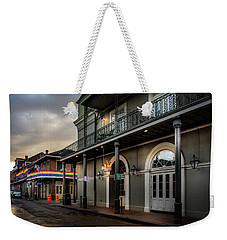 Napoleon's Itch Weekender Tote Bag