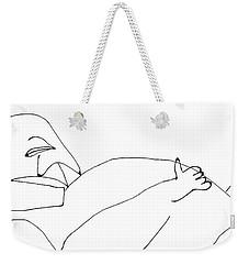 Napping  Weekender Tote Bag