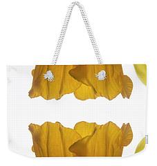 Narcissus Weekender Tote Bag by Ana Mireles